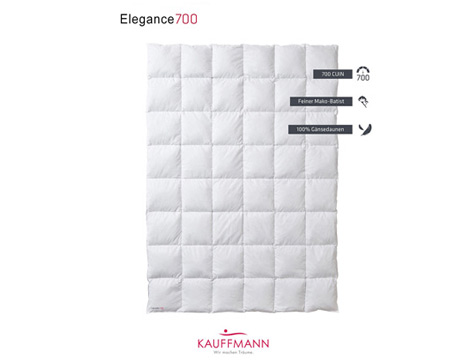 Kauffmann Elegance 700 donsdeken