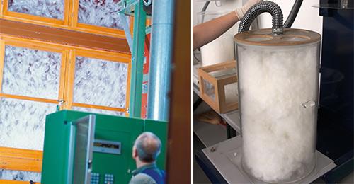 De Lorch-cylinder meet de vulkracht