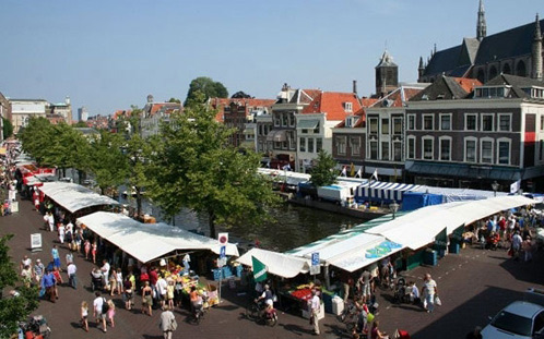 Zaterdagmarkt Leiden
