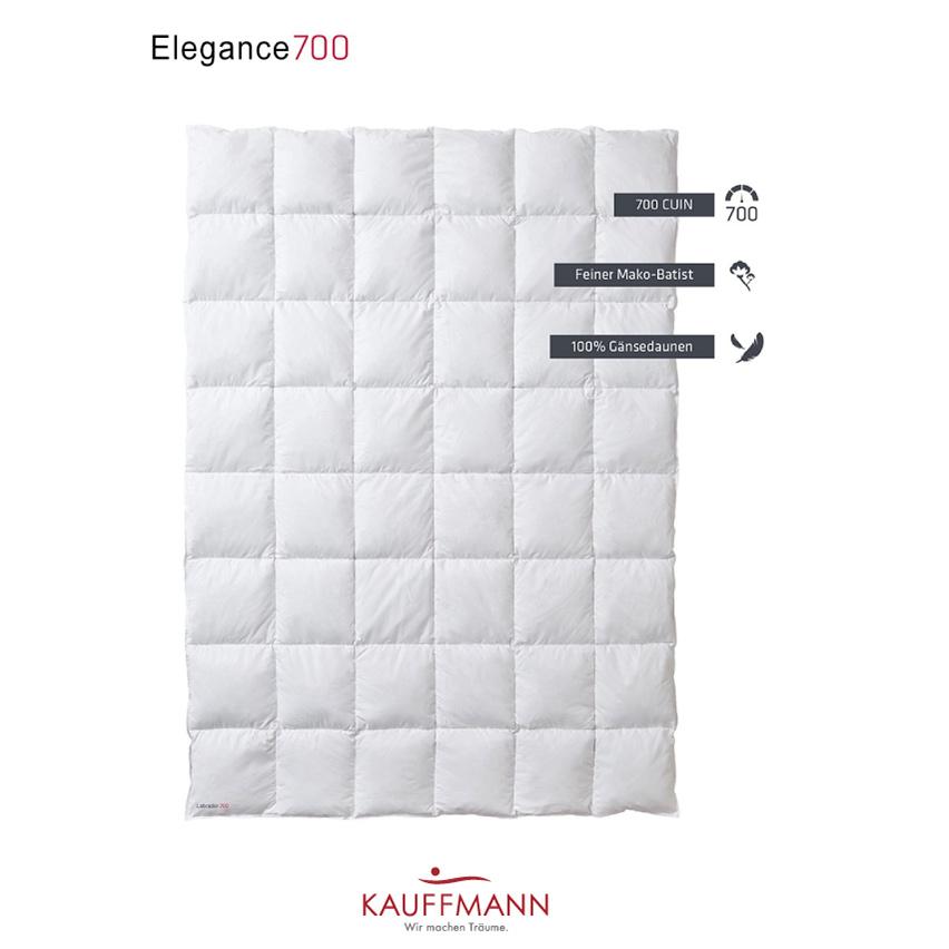 Afbeeldingen van de Kauffmann Elegance 700